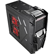 AeroCool Mechatron-Black Steel Edition Ultra Mid Tower Case with USB 3.0