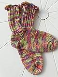Socken handgestrickt, Kindersocken, Babysocken, Socken, gestrickt, Stricksocken, Größe EU30-31