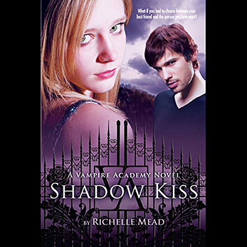 Shadow Kiss cover art