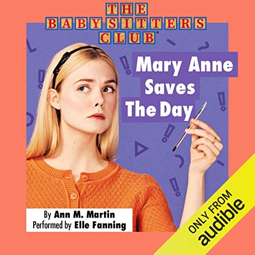 Page de couverture de Mary Anne Saves the Day