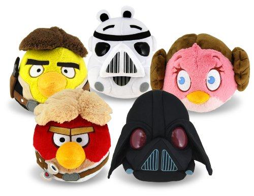 Universal Trends 93165 - Peluche de Angry Birds (surtido), diseño de Star Wars