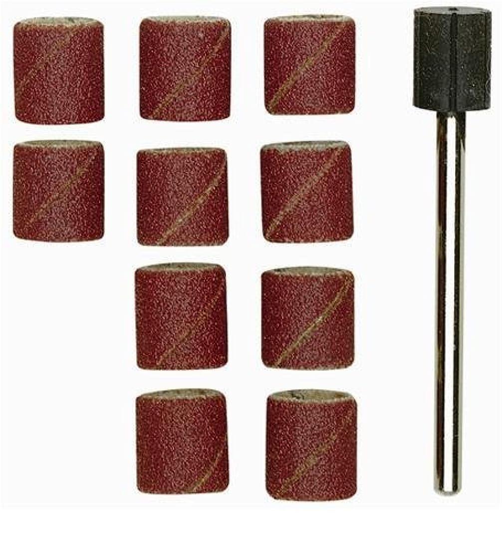 頑張る基礎廃止するProxxon 28980 Sanding Drum with 10 Sanding Bands [並行輸入品]