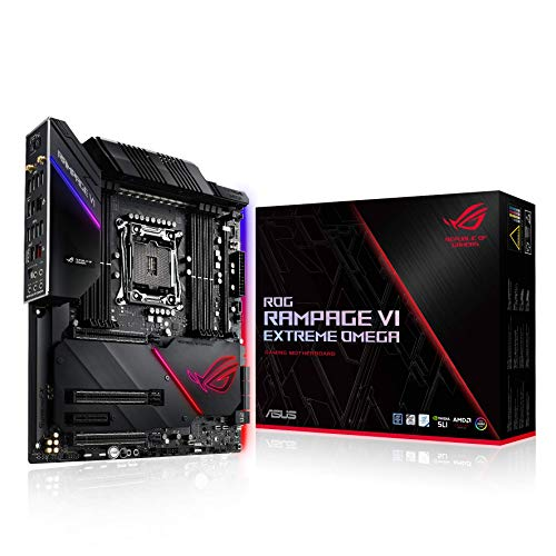 Motherboard Asus Rampage VI Extreme Omega - 90MB0ZJ0-M0EAY0