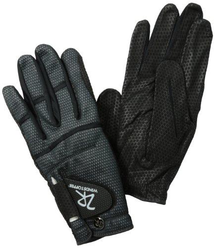 New Zero Restriction Golf Winter Golf Gloves Medium Large (1-Pair) 300G Black
