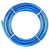 Tailonz Pneumatic Azul 12mm OD 8mm ID poliuretano PU manguera de aire Kit de tubo 10 metros 32,8 pies