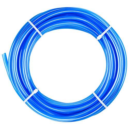 Tailonz Pneumatic Azul 8mm OD 5mm ID poliuretano PU manguera de aire Kit de tubo 10 metros 32,8 pies