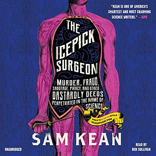 The Icepick Surgeon Titelbild
