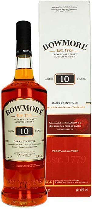 Bowmore 10 Year Old 1000mL
