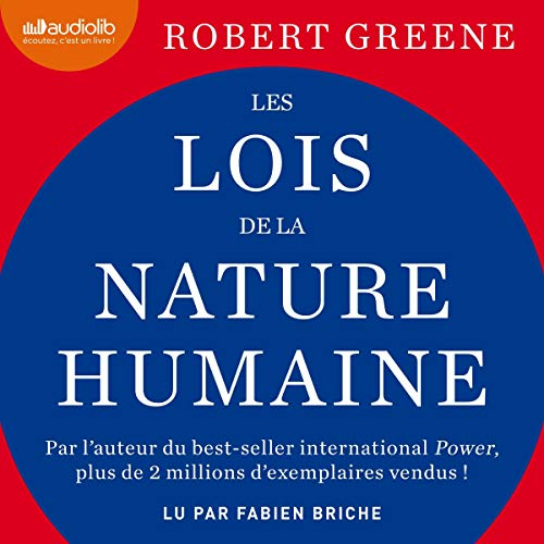 Page de couverture de Les Lois de la nature humaine