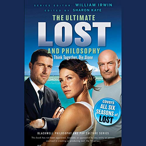 Ultimate Lost and Philosophy audiobook cover art