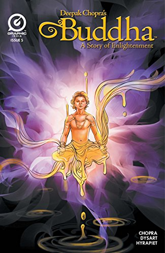 BUDDHA ISSUE 5 (A STORY OF ENLIGHTENMENT)