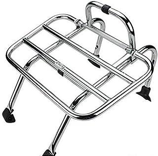 Verchromter Gepäckträger für Vespa PX PE LML und anpassbar auch für Vespa 50 Special 125 Primavera ET3 PK