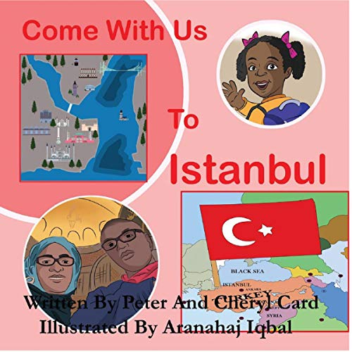 Come with Us to Istanbul audiobook cover art