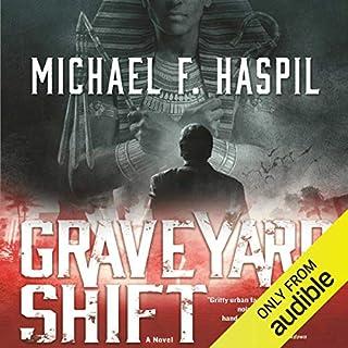 Graveyard Shift audiobook cover art