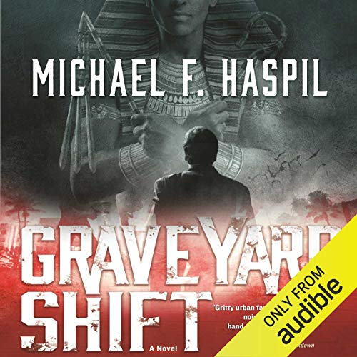 Graveyard Shift audiobook cover art