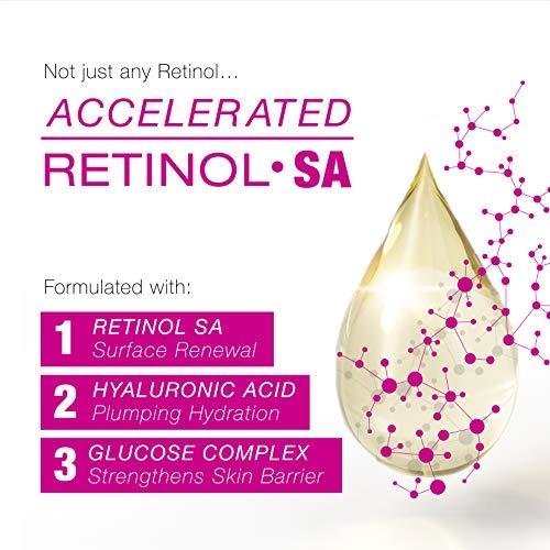 51NQno 1EfL - Neutrogena Rapid Wrinkle Repair Retinol Regenerating Anti-Aging Face Cream & Hyaluronic Acid; Anti-Wrinkle Retinol Moisturizer & Neck Cream, with Hyaluronic Acid & Retinol, 1.7 oz