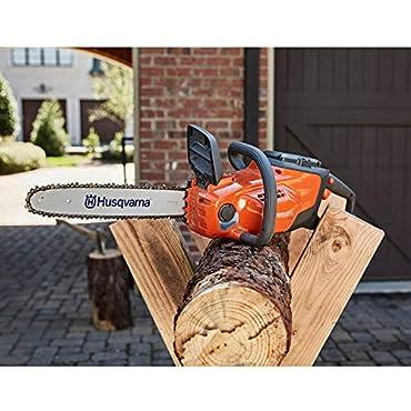 Husqvarna 14 Inch 120i Cordless Battery Powered Chainsaw