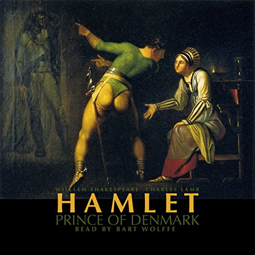 Hamlet, Prince of Denmark audiobook cover art