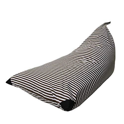 ZECAN Stofftier Sitzsack Stuhl, Kinder Spielzeug Aufbewahrung Organizer Stuffie Sitz, Faltbare Soft Velvet Stuhl Sofabezug, Für Kinder Teenager Erwachsene (Braun)