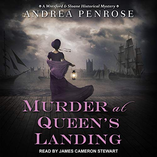 Murder at Queen's Landing  By  cover art