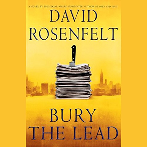 Couverture de Bury the Lead