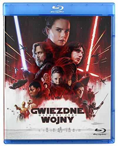 Star Wars: Die letzten Jedi [Blu-Ray] [Region Free] (Deutsche Sprache. Deutsche Untertitel)