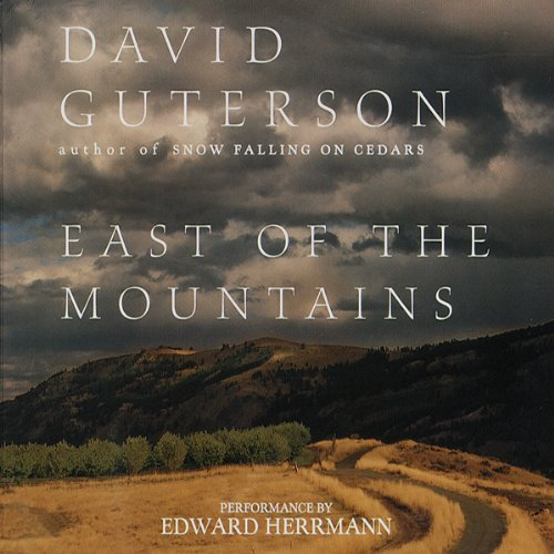 East of the Mountains audiobook cover art