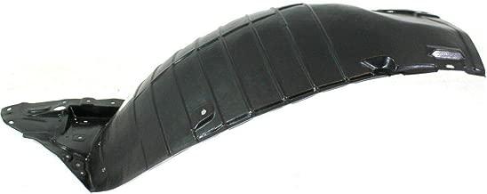 KA LEGEND Front Left Driver Side Fender Liner Inner Panel Splash Guard Shied for Fits 2009-2019 370Z 638451EA0A NI1248121