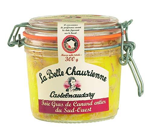 La Belle Chaurienne Foie Gras de Canard Entier du Sud-Ouest 0.30 kg