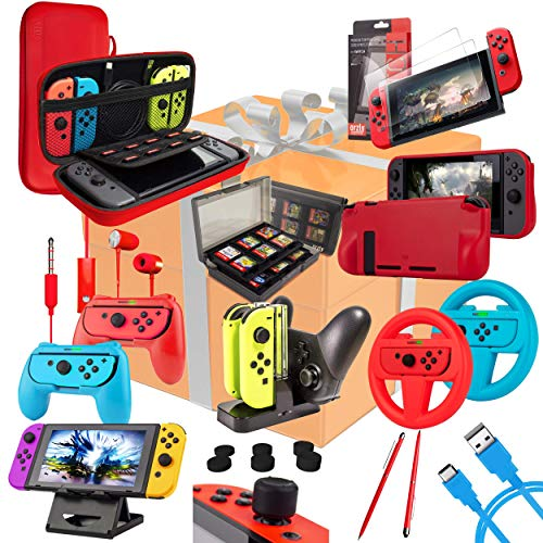 Accesorios Nintendo Switch Lite Fornite Marca Orzly