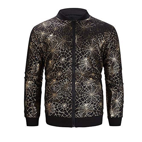 FRAUIT Mannen shirt met lange mouwen Hot Stamping Stand Zipper jas mannen hemd shirt met ronde hals en borstzak 100% katoen M-2XL