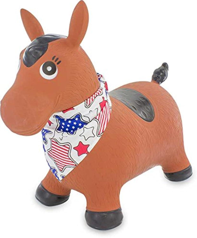 Ulysses 7011 Bay Horse Skippy Toy
