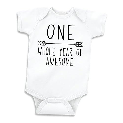 f873ce794 Bump and Beyond Designs Boy Birthday Shirt, Baby Boy First Birthday Bodysuit