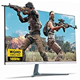 NEWSYNC 27 inch Real 165Hz (DP) 144Hz (HDMI)...