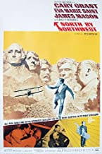North by Northwest - Movie Poster: Regular (Size: 27 x 40)
