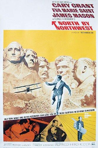 North by Northwest - Movie Poster: Regular (Size: 27 x 40)
