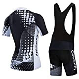 Zoom IMG-1 ydjgy maglia da ciclismo donna