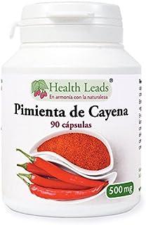 Pimienta de Cayena 500 mg x 90 Cápsulas