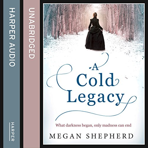A Cold Legacy  By  cover art