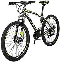 Mountain Bike 27.5inches 21speeds Dual Disc Brake Spoke Wheel Mountain Bicycle