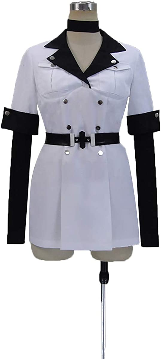 Akame Rare Ga Ranking TOP20 Kill Jaegers Esdeath Costum Cosplay Anime Outfit Dress