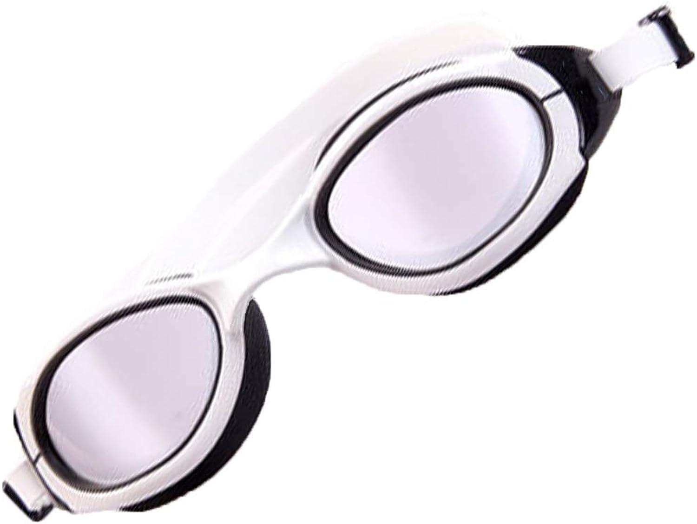 Goggles Spa Swimming Goggles Goggles HD AntiFog Waterproof Large Frame Glasses Swimming Goggles Male Female Black