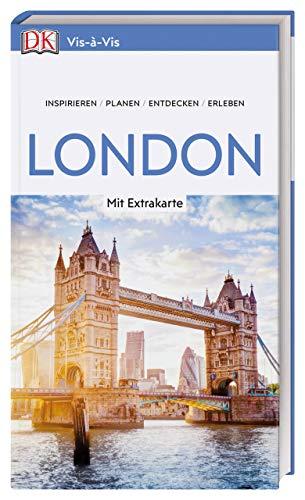 Vis-à-Vis Reiseführer London: mit Extra-Karte zum Herausnehmen