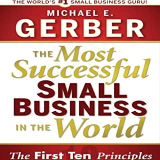 The Most Successful Small Business in the World audiobook cover art