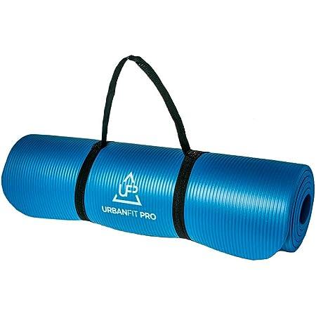 UrbanFit Pro Tapete para Yoga Alta Densidad 10mm De Grosor