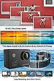 DBPOWER® EX5000 Originale Versione WiFi 14MP FHD Sport Action Camera...