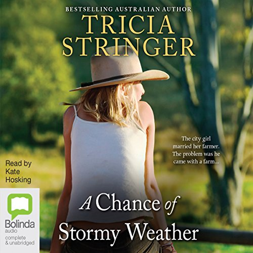 A Chance of Stormy Weather cover art