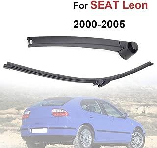 1 juego Juego de limpiaparabrisas trasero y brazo para LEON MK1 2000-2005 Xukey