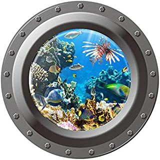 Best 3d fish wall stickers Reviews