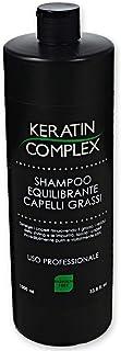 takestop® Shampoo YF RIEQUILIBRANTE per Capelli Grassi Professionale 1000ML DETERGE RIMUOVE RESIDUI dello Styling Senza PA...